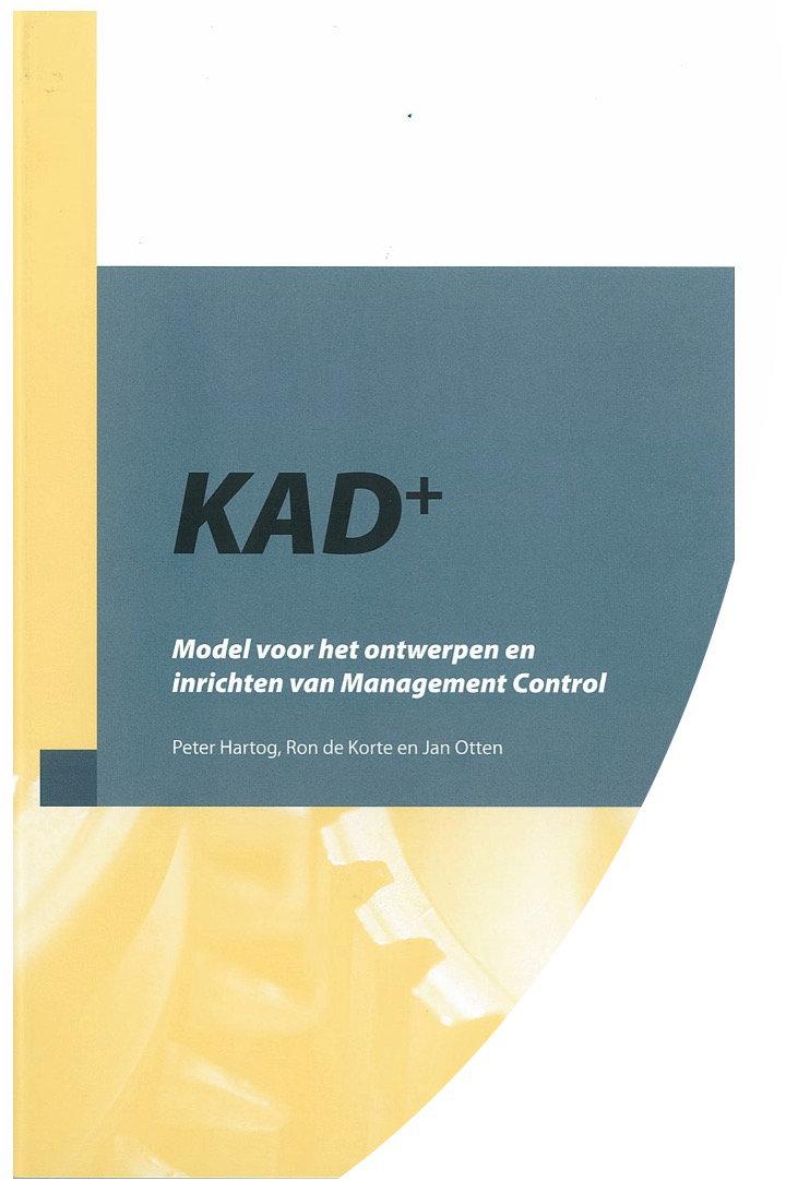KAD+, Model voor ontwerpen en inrichten van Management Control